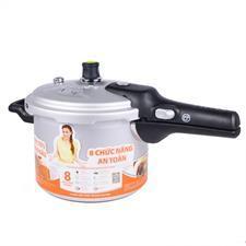 Nồi áp suất oxy hóa mềm Safety YH22N1 - 6Lít