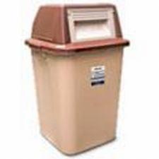Thùng rác nắp lật đại - Duy Tân
